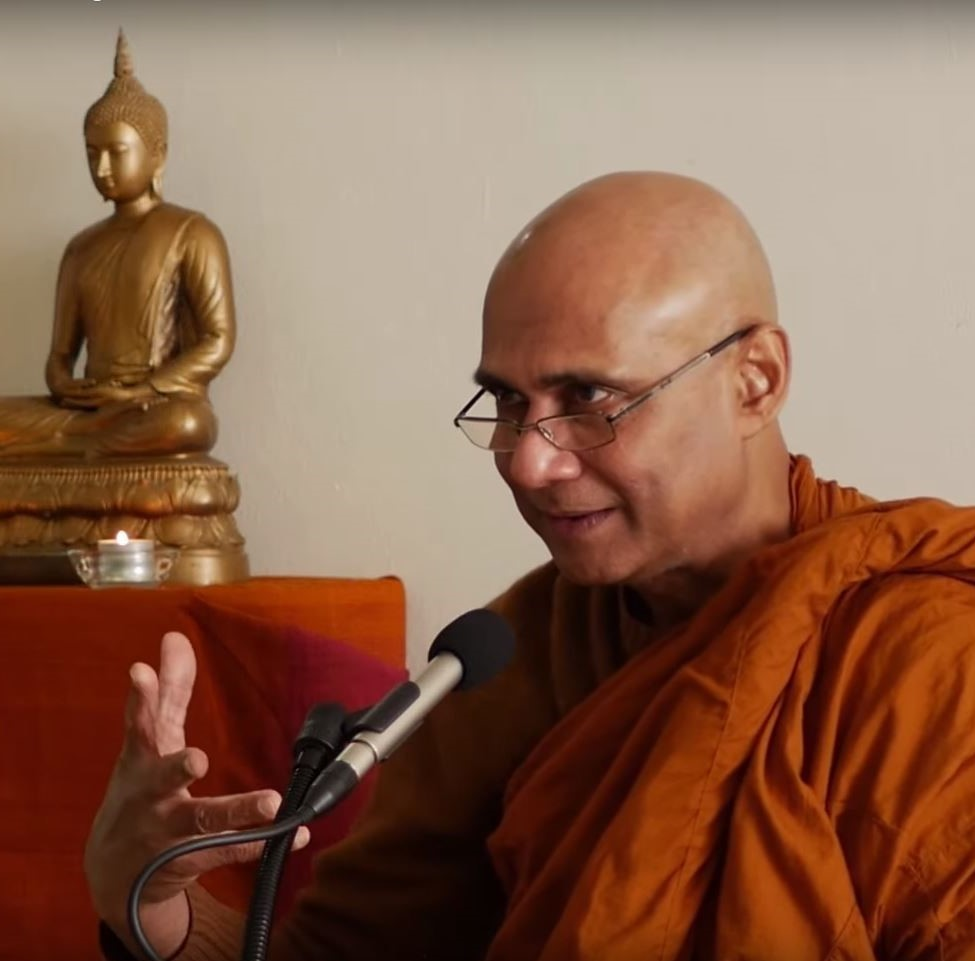 Sunday Dhamma Talk | Bhante Aranavihari