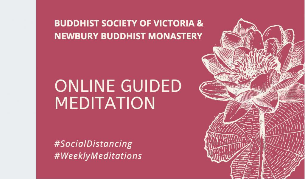 Monday Night Meditation (Online)